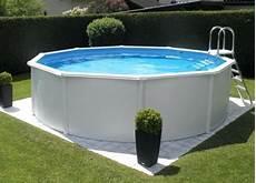 pool rund 3m pool rund set visionzon 540 x 144m inkl zubehar