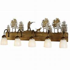 Lodge Bathroom Vanity Lights by Quail Vanity Light