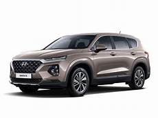 All New 2019 Hyundai Santa Fe Matures Gets Diesel Engine