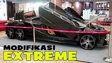 Bengkel Modifikasi Motor Jadi Mobil by Sang Juara 1 Hin Surabaya 2017 Mobil Chevrolet Dirubah