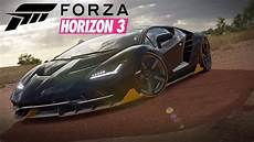 Forza Horizon 3 Demo Part 1 Lamborghini Centenario