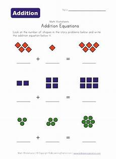 addition expressions worksheets 8847 20 best images about preschool worksheets on equation alphabet worksheets and patterns