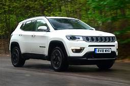 New Jeep Compass Limited SUV 2018 Review  Auto Express