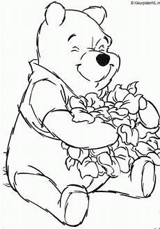 kleurplaat pooh