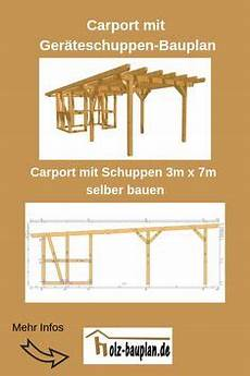 Pultdach Carport Selber Bauen Carport Planer Carport