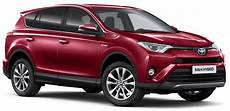 More Hybrid Models Lead Revisions For 2018 Toyota Rav4