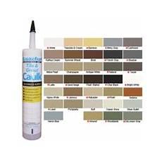 hydroment colored caulk colorfast tile caulk
