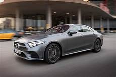 New Mercedes Cls 2018 Review Auto Express