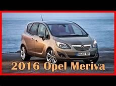 Opel Meriva 2016 - 2016 opel meriva picture gallery