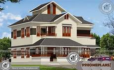 kerala house design collections 2018 two storey villa design 80 kerala traditional house