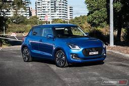 2017 Suzuki Swift GLX Turbo Review Video  PerformanceDrive
