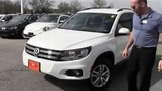 Volkswagen Tiguan Trendline - 2014 vw tiguan trendline at volkswagen waterloo with