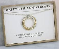 5 Year Anniversary Gift