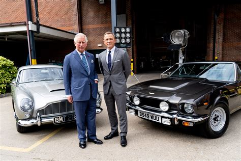Aston Martin Trio Confirmed For Roles In New James Bond