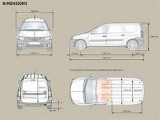 Dacia Logan Utilitaire Dimension Le Specialiste De Dacia