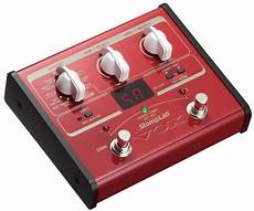 Vox Stomplab 1b Modeling Bass Guitar Effects Pedal New