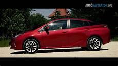 Toyota Prius 1 8 Hybrid Executive Teszt
