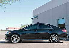 2010 toyota camry with 20 quot giovanna martuni in machined