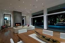 cool living room pool view interior design ideas