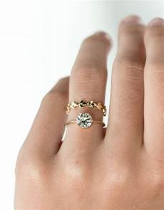 our new engagement ring design the wishing well ring by melanie casey featuring a 1 06 ct
