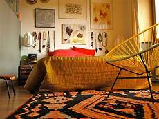 Vintage Artsy Bedroom Ideas by Artsy Thrifty Bedroom For The Home Home Bedroom