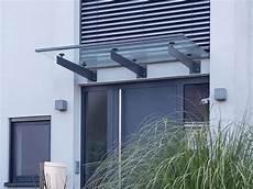 Vordach Glas Freitragend - vord 228 cher aus glas glasvordach glasprofi24