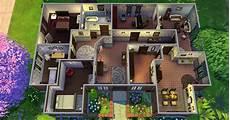 Maison Sims 4 Plan Bricolage Maison Et D 233 Coration
