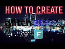 create glitch text effect in filmora how to create glitch effect in filmora go youtube