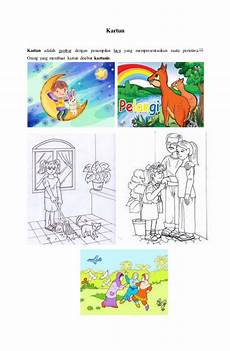 Gambar Ilustrasi Kartun Karikartur Komik Dan Ilustrasi