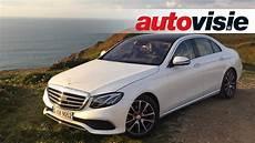 review nieuwe mercedes e klasse 2016 by autovisie tv