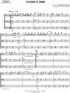 quot nimbus 2000 quot from harry potter and the sorcerer s stone sheet music solo