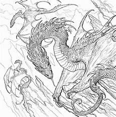 Ausmalbilder Drachen Erwachsene Ausmalbilder F 252 R Erwachsene Drachen Zum Ausdrucken Kostenlos