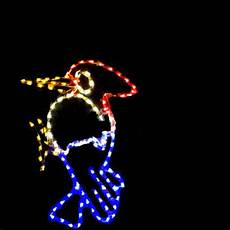 Animated Decorations Outdoor by Animated Outdoor Woodpecker