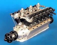 Plan 12 Zylinder V Motor Martin Ohrndorf Modellbau