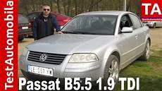 vw passat b5 5 1 9 tdi 4motion test