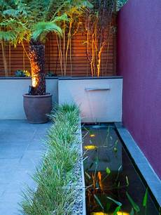 Water Feature Designs Mylandscapes Modern Outdoor