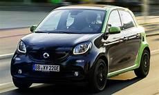 Smart Forfour Electric Drive 2017 Preis Autozeitung De