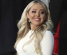 tiffany trump also wears all white to state of the union