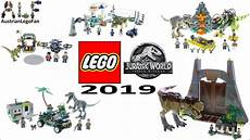 Lego Jurassic World Ausmalbilder Lego Jurassic World 2019 Compilation Of All Sets