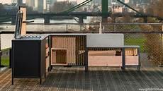 outdoor küche design kaufmann grillkitchen block outdoor k 252 che bei gardelino de