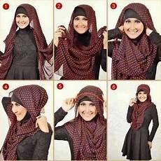 5 Cara Memakai Jilbab Pashmina Untuk Wajah Bulat Tren 2017