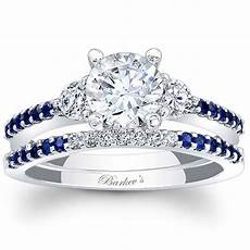 ben garelick jewelers 183 barkev s white gold sapphire diamond engagement ring
