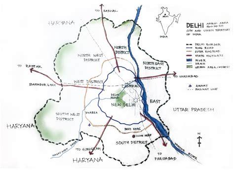Delhi Population Per Square Km
