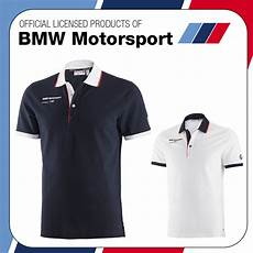 polo bmw motorsport new bmw motorsport m sport m3 m5 mens team polo shirt 100
