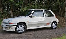 Classic Renault 5 Gt Turbo Phase Ii Low Original Mil