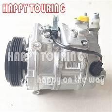 automobile air conditioning repair 2007 bmw 7 series auto manual 7seu16c ac compressor for car bmw 7 series e65 e66 735 740 745 750 760 2002 2008 64509175481