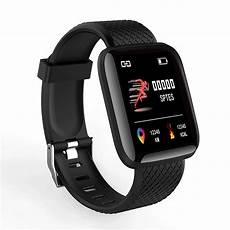 Bakeey Plus Smart Bracelet Rate by Bakeey 116 Plus 1 3 Custom Dynamic Blood Pressure