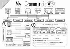 places in our community worksheets 15960 my community community helpers worksheets