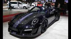 5 amazing new 2019 porsche cars by techart all new
