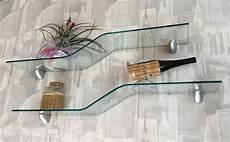 mensole ondulate mensole in vetro homehome